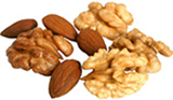 Walnuts & Almonds