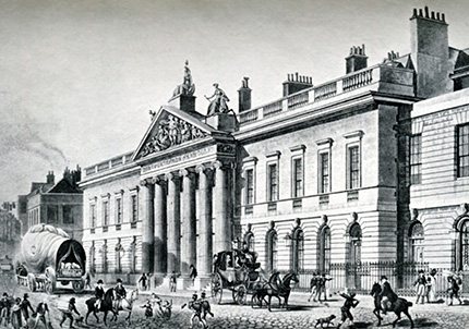 East India House