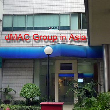 dMAC Group in Asia