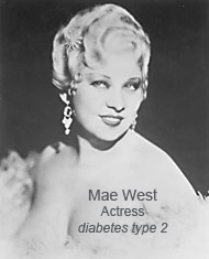 Mae West actress