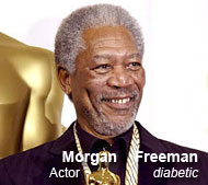 Morgan Freeman actor