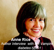 Anne Rice author