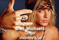 Bret Michaels - singer
