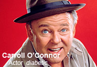 Carroll O'Connor actor