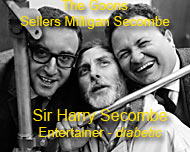Sir Harry Secombe - entertainer