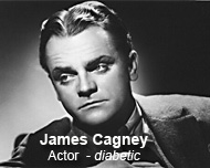 James Cagney - actor
