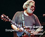 Jerry Garcia songwriter