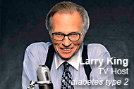 Larry King TV Host