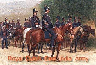 Royal Dutch East India Army