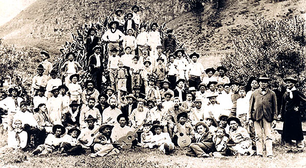Kaluapapa Hawaii leper colony 1905